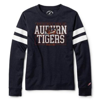 Auburn League Youth Original Aubie Long Sleeve Tee