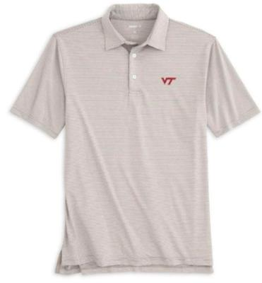 Virginia Tech Johnnie-O Lyndon Polo