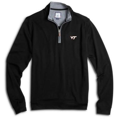Virginia Tech Johnnie-O Sully 1/4 Zip Pullover