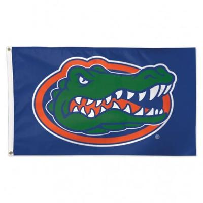Florida 3' X 5' Royal Gator Logo House Flag