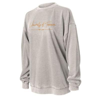 Tennessee Chicka-D Women's Campus Crew Sweatshirt