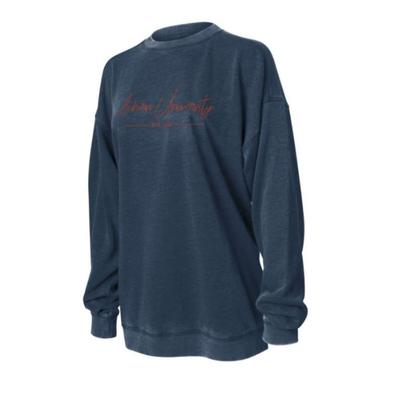 Auburn Chicka-D Women's Campus Crew Sweatshirt