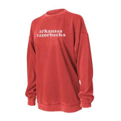 Arkansas Chicka-D Women's Campus Crew Sweatshirt
