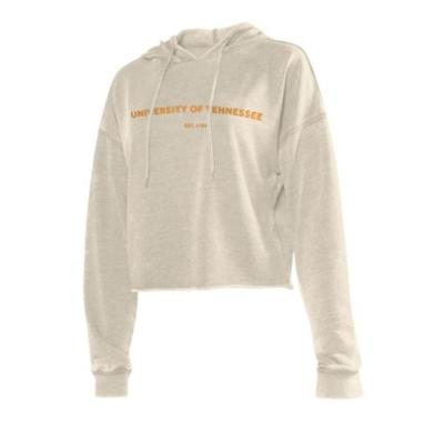 Tennessee Chicka-D Women's Campus Cropped Hoodie