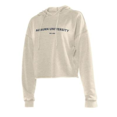 Auburn Chicka-D Women's Campus Cropped Hoodie