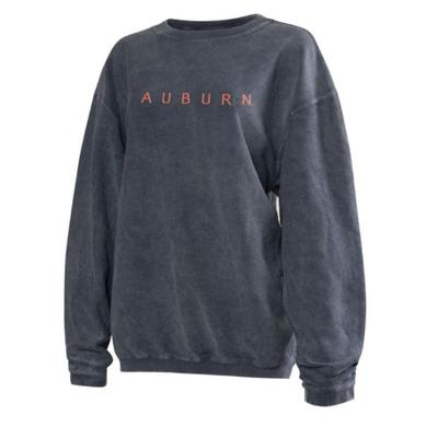 Auburn Chicka-D Women's Embroidered Corded Sweatshirt
