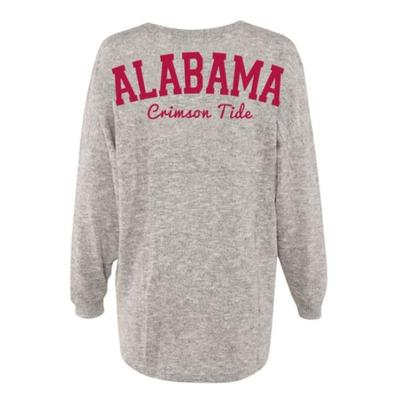 Alabama Chicka-D Women's Cozy Varsity Jersey