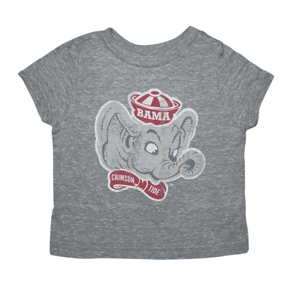 Alabama Retro Brand Infant Vault Cartoon Al Tee Shirt