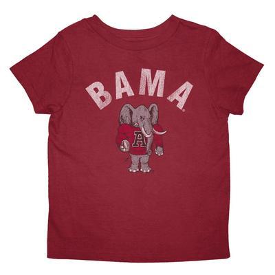 Alabama Retro Brand Youth Standing Big Al Tee Shirt