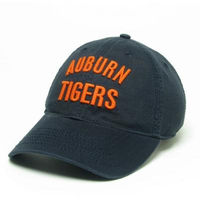 Auburn Legacy Tigers Relaxed Twill Adjustable Hat