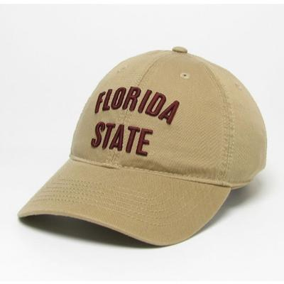 Florida State Legacy Relaxed Twill Adjustable Hat