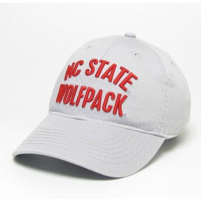 NC State Legacy Wolfpack Relaxed Twill Adjustable Hat