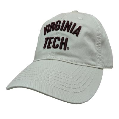 Virginia Tech Legacy Relaxed Twill Adjustable Hat