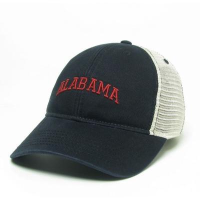 Alabama Legacy Women's Mini Arch Logo Twill Adjustable Hat