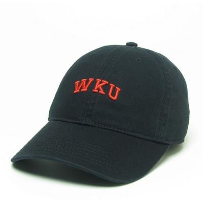 Western Kentucky Legacy Women's Mini Arch Twill Adjustable Hat