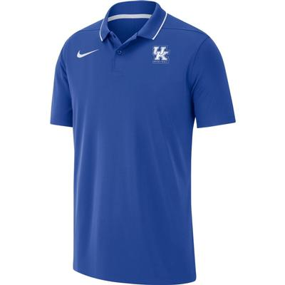 Kentucky Nike Basketball Polo