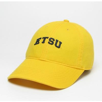 ETSU Legacy Women's Mini Arch Twill Adjustable Hat