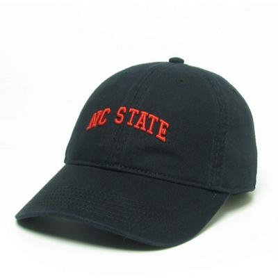 NC State Legacy Women's Mini Arch Twill Adjustable Hat