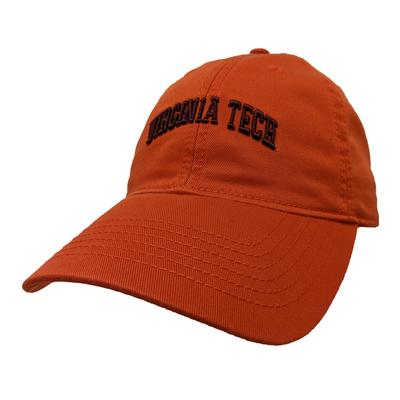 Virginia Tech Legacy Women's Mini Arch Twill Adjustable Hat
