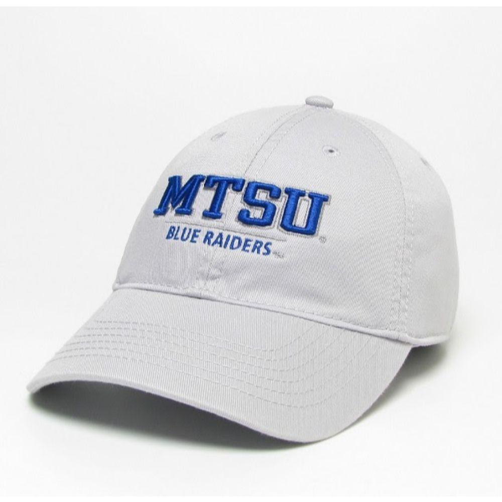 Mtsu Legacy Women's Split Line Mini Twill Hat