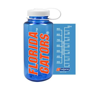 Florida Nalgene Blue Big Mouth 32oz Water Bottle