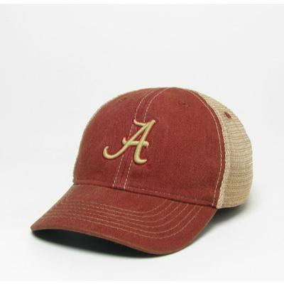 Alabama Legacy Toddler Script A Adjustable Trucker Hat