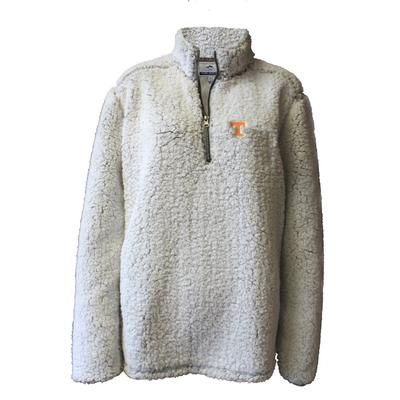 Tennessee Summit Women's 1/4 Zip Solid Sherpa