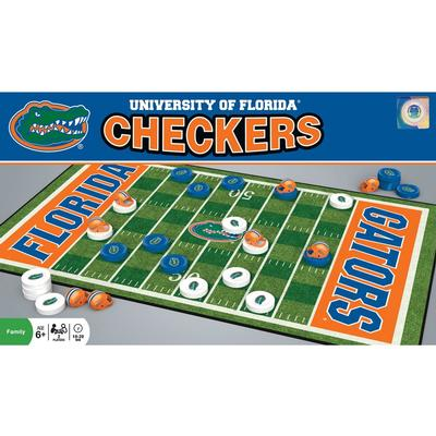 Florida Checkers Game
