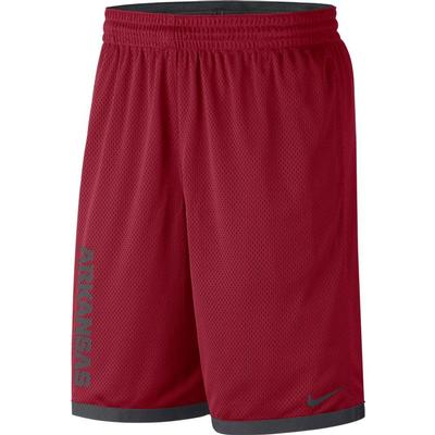 Arkansas Nike Classic Dry Basketball Shorts