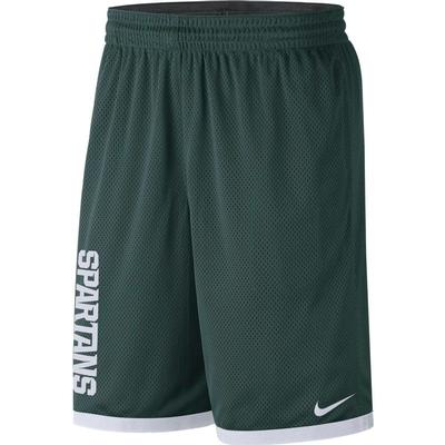 Michigan State Nike Classic Dry Basketball Shorts