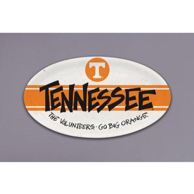 Tennessee Magnolia Lane Melamine Oval Tray