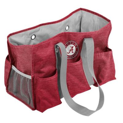 Alabama Logo Brands Junior Caddy Tote