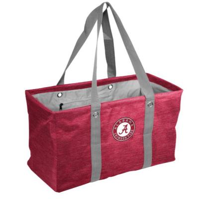 Alabama Logo Brands Picnic Caddy Tote
