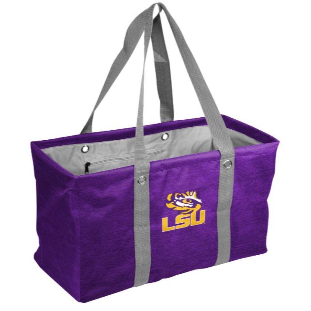 Lsu Logo Brands Picnic Caddy Tote