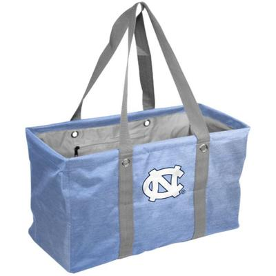 North Carolina Logo Brands Picnic Caddy Tote