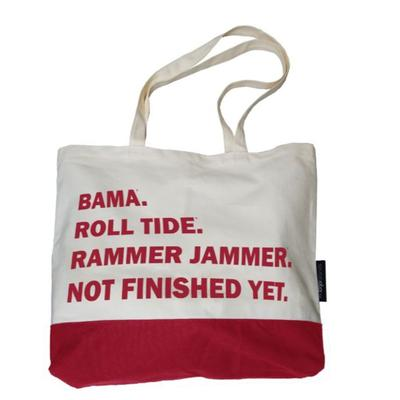 Alabama Logo Brands Favorite Things Tote