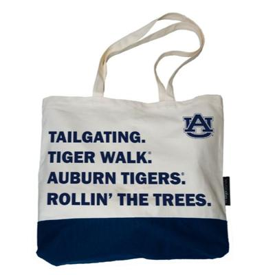 Auburn Logo Brands Favorite Things Tote