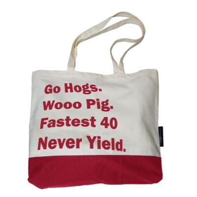 Arkansas Logo Brands Favorite Things Tote