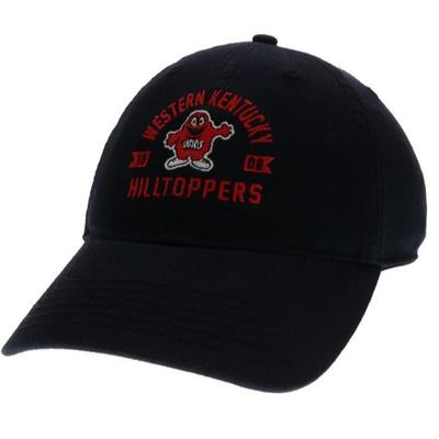 Western Kentucky Legacy Arch with Logo Adjustable Hat
