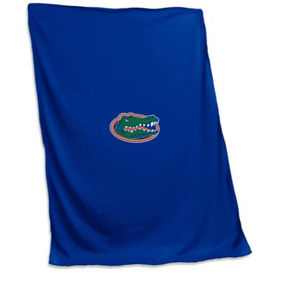 Florida Logo Brands Sweatshirt Blanket
