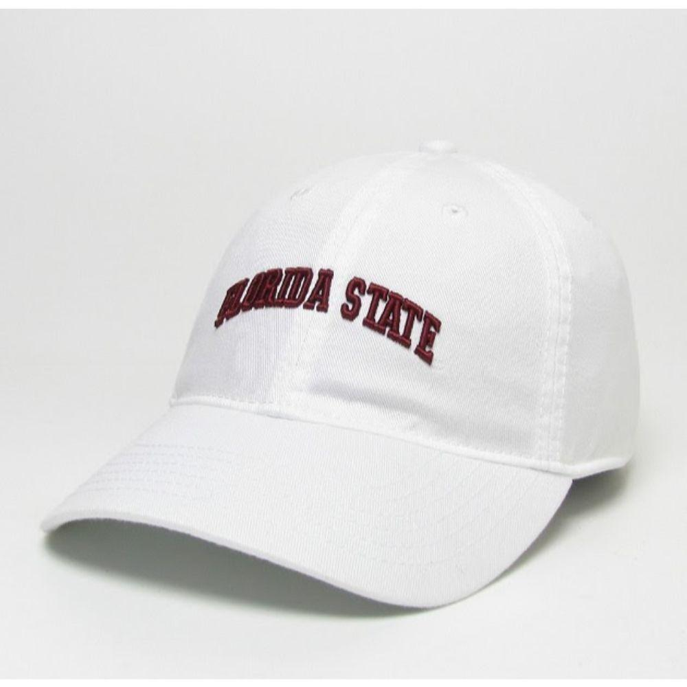 Florida State Legacy Women's Mini Arch Twill Adjustable Hat