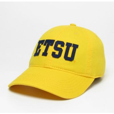 ETSU Legacy Youth Logo Twill Adjustable Hat