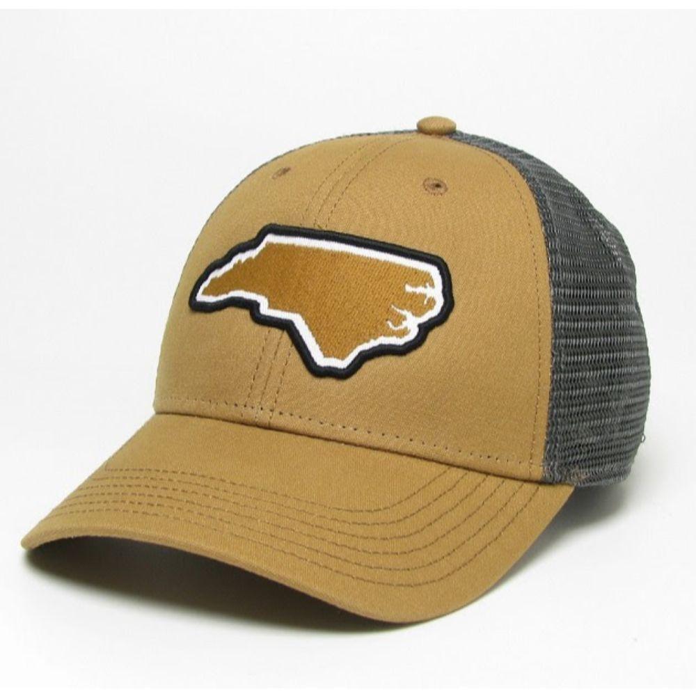 North Carolina Legacy Lo Pro State Snap Back Hat
