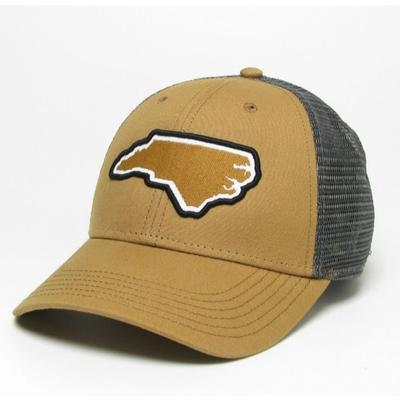 North Carolina Legacy Lo Pro State Snap Back Hat