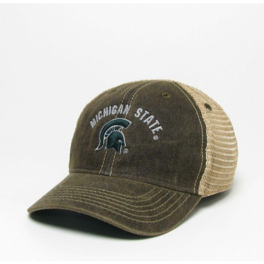 Michigan State Legacy Toddler Arch W Logo Adjustable Hat