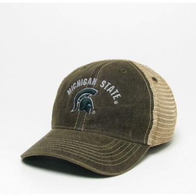 Michigan State Legacy Toddler Arch w Logo Adjustable Hat