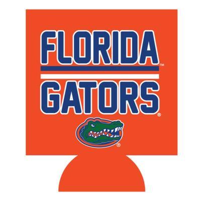 Florida Gators Bar Logo Koozie