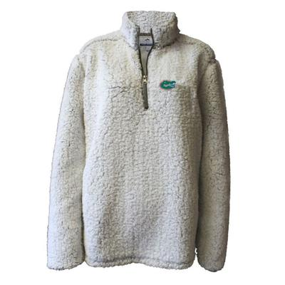 Florida Summit Women's 1/4 Zip Solid Sherpa