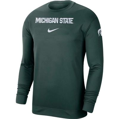 Michigan State Nike Dri-FIT Spotlight Long Sleeve Tee