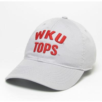 Western Kentucky Legacy Tops Relaxed Twill Adjustable Hat